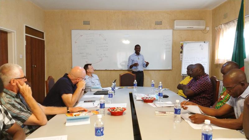 2019 Rectors' Meeting - ZMB