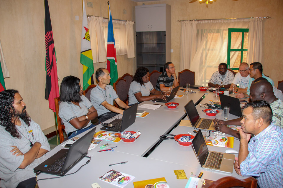 Annual Administrators Meeting